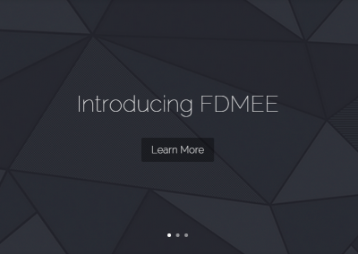 ThinkFDM – Blog Design