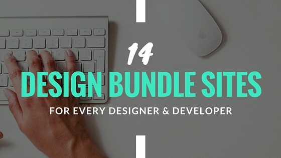 14 Design Bundle Sites for Every Designer & Developer
