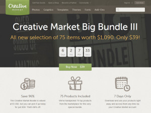 Creative Market Design Bundle