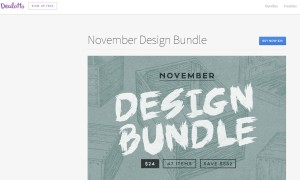 Design bundle deals