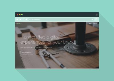 Trebletree – Web Design
